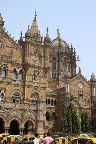 Chhatrapati Shivaji Terminus - Victorian era railway station